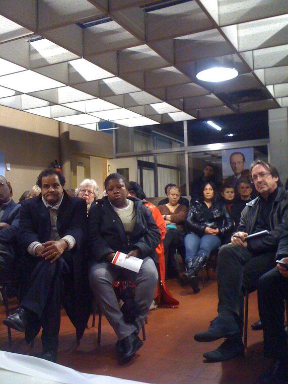 Le projet de Francois Hollande avec Michel Sapin , Elisabeth Guigou et Jacques Salvator