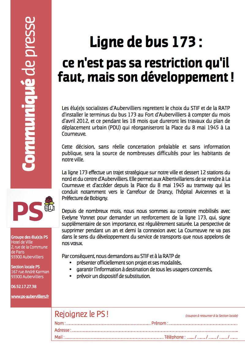 2012-2.3.16 CP Terminus bus 173 Fort d'Aubervilliers
