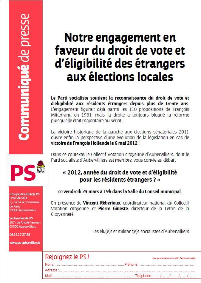 Votation citoyenne